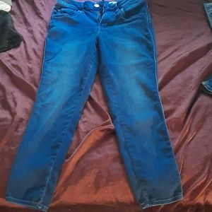 Seven7 Capri jeans